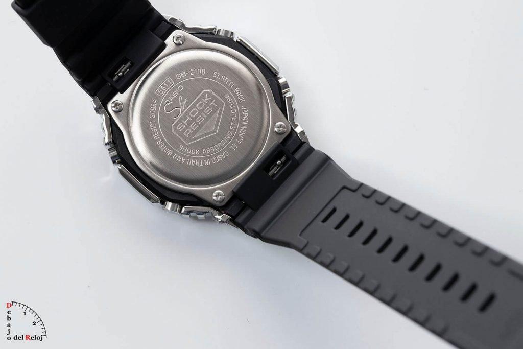 G-Shock GM-2100 CasiOak Metálicos 5