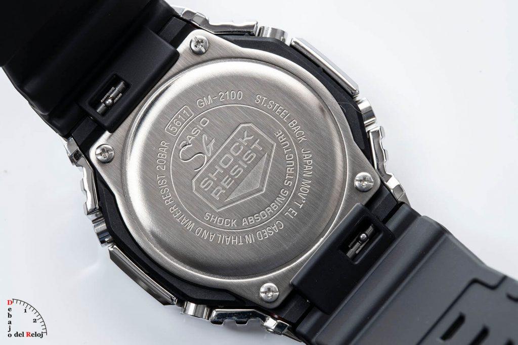G-Shock GM-2100 CasiOak Metálicos 6
