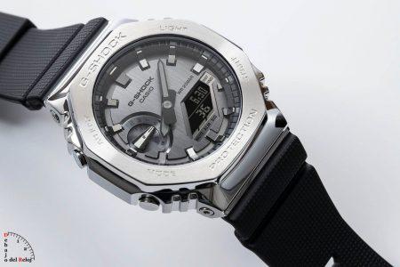 G-Shock GM-2100 CasiOak Metálicos En El Estudio