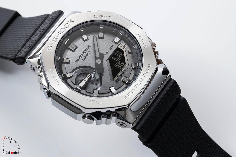 G-Shock GM-2100 CasiOak Metálicos 8