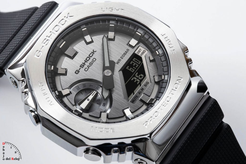 G-Shock GM-2100 CasiOak Metálicos 9