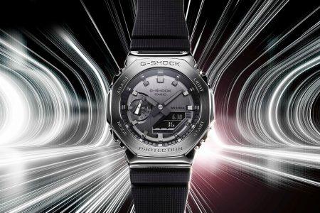G-Shock GM-2100 y GM-S2100 Nuevos Modelos Metal