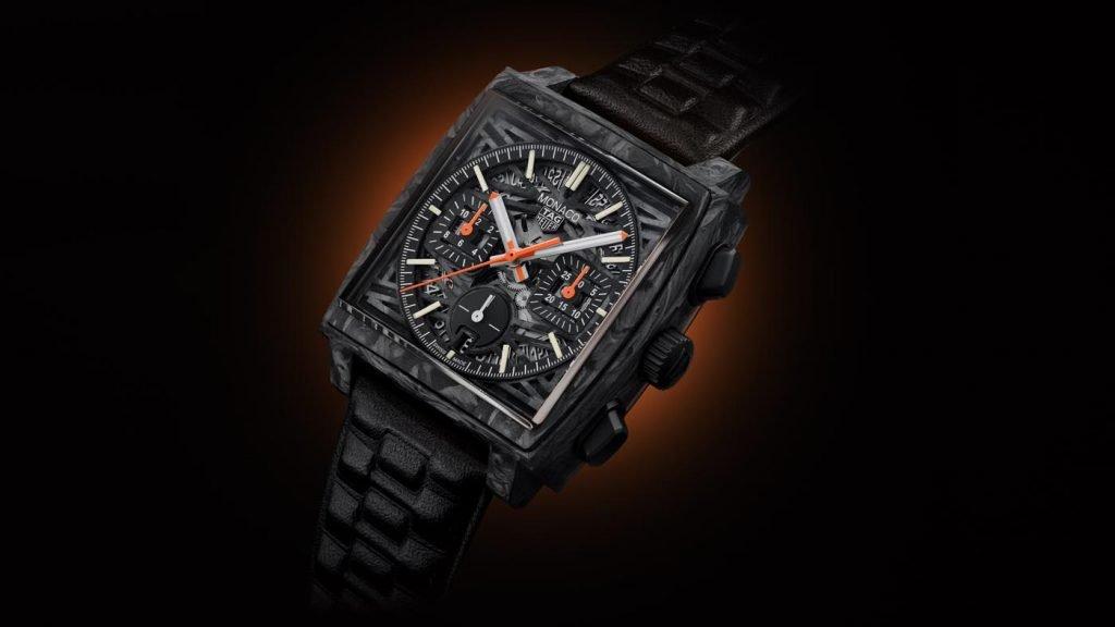 Tag Heuer Only Watch Carbon Monaco portada