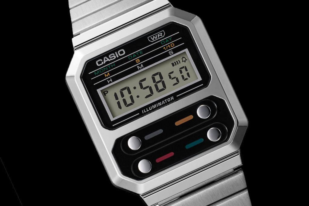 Casio A100 WE-1A_900 portada
