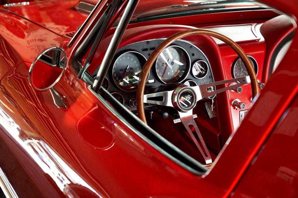 Chevrolet Corvette DETA 3