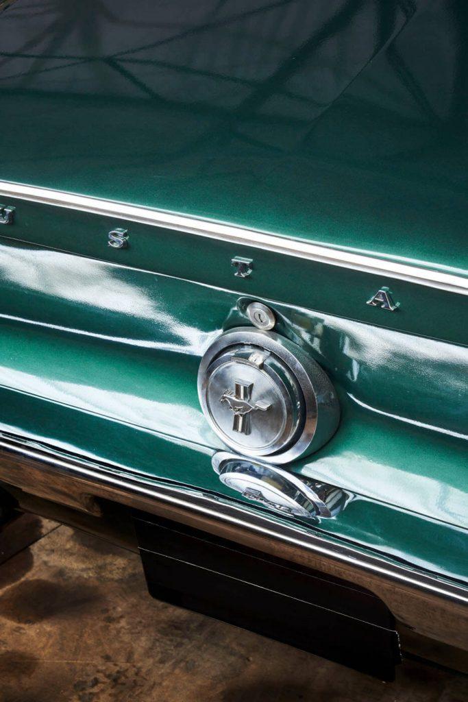 Ford Mustang DETA 3