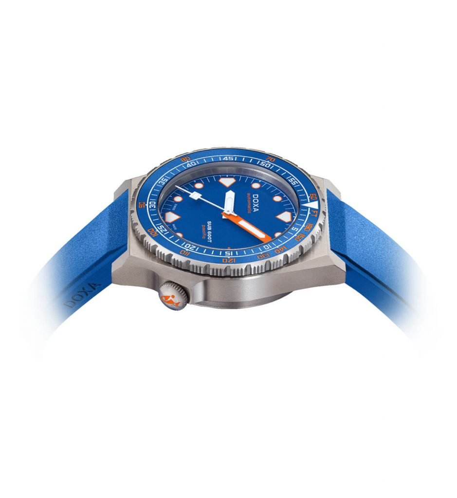 Doxa SUB 600T Pacific Limited Edition 7