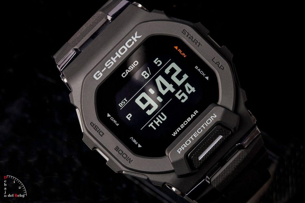 G-Shock G-Squad Gbd-200 En el Estudio 11