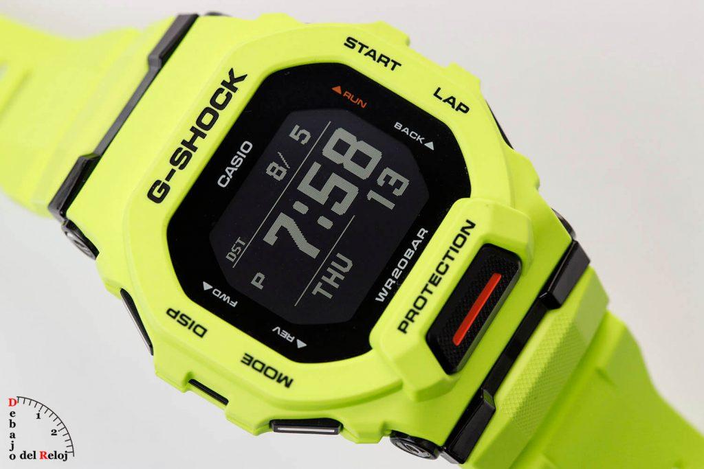 G-Shock G-Squad Gbd-200 En el Estudio 13