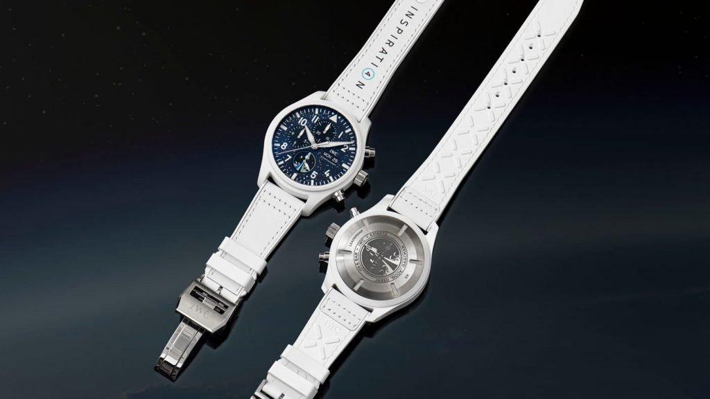 IWC Reloj de Aviador Cronógrafo Edición Inspiration4 (REF. IW3891 10) BACK