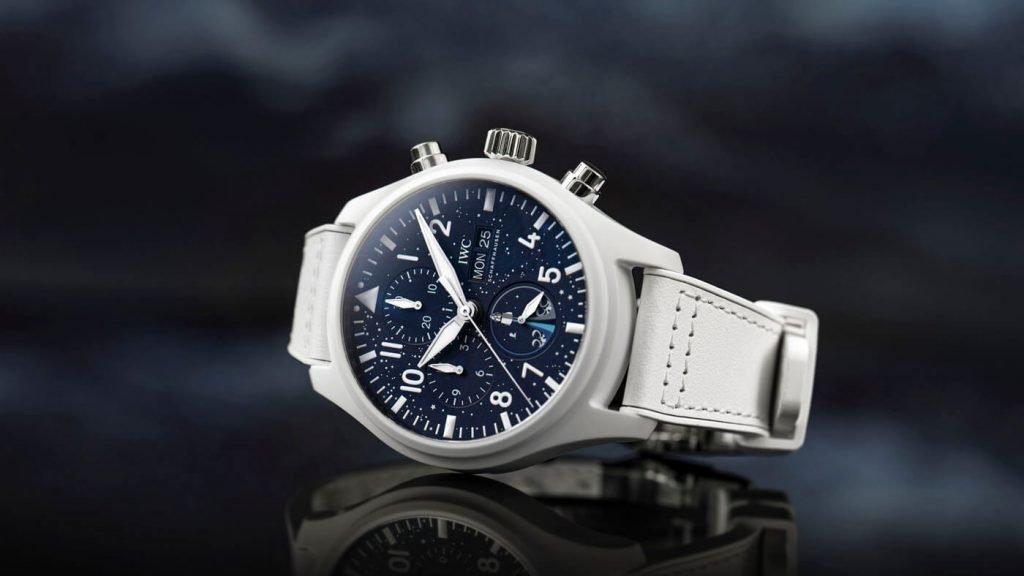 IWC Reloj de Aviador Cronógrafo Edición Inspiration4 (REF. IW3891 10) PORTADA