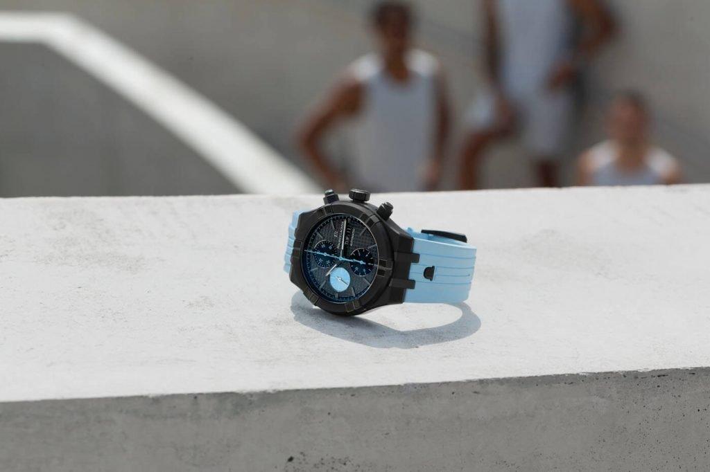 Maurice Lacroix Aikon Automatic Chronograph Sprint 2