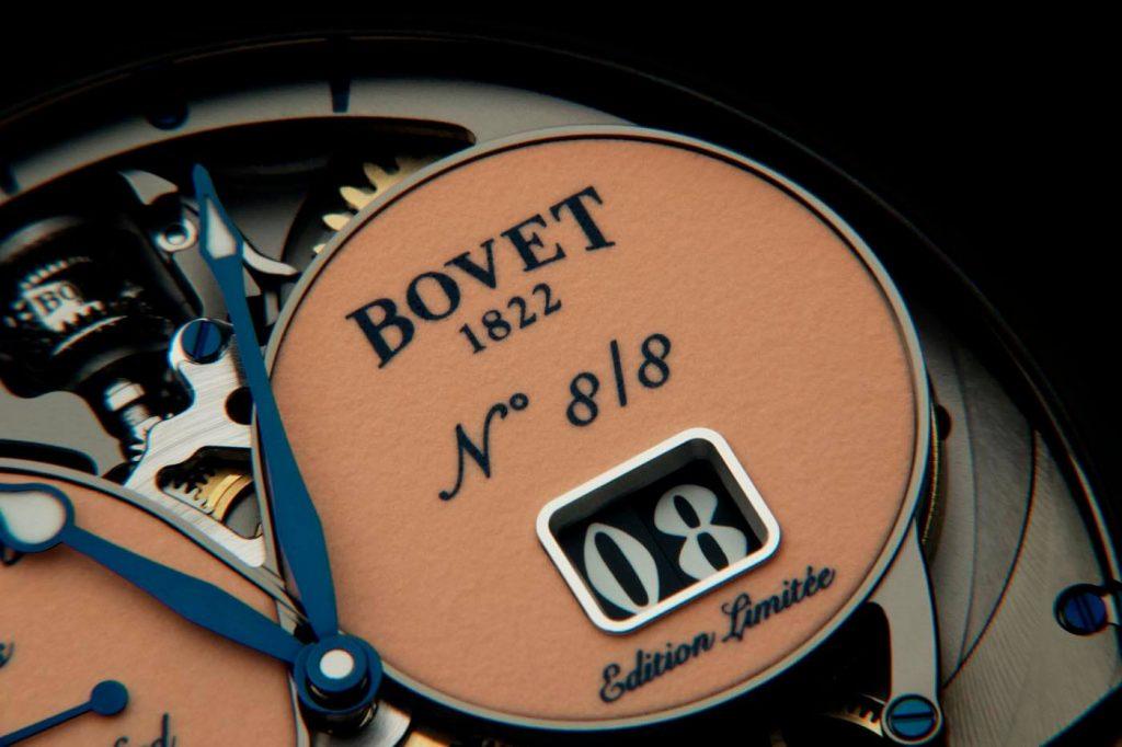 Bovet 1822 Virtuoso VIII Chapter Two Rediseñado deta