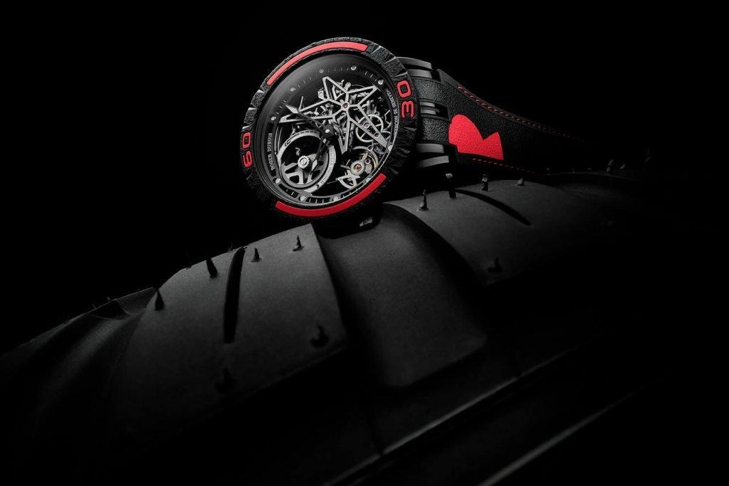 Roger Dubuis Excalibur Spider Pirelli 1