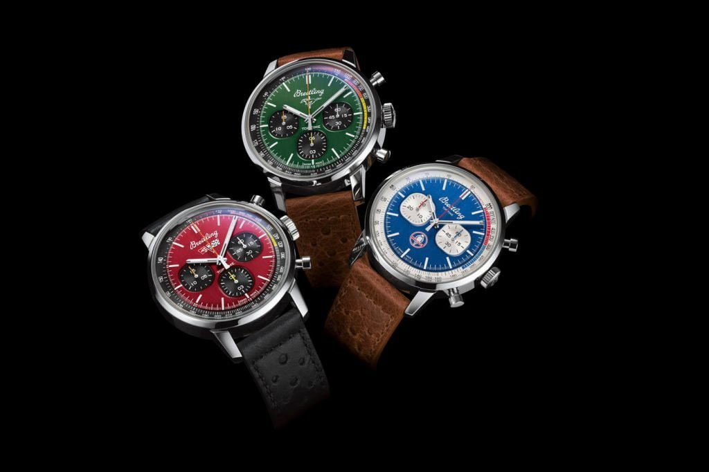 Breitling Top Time Classic Cars Squad 1