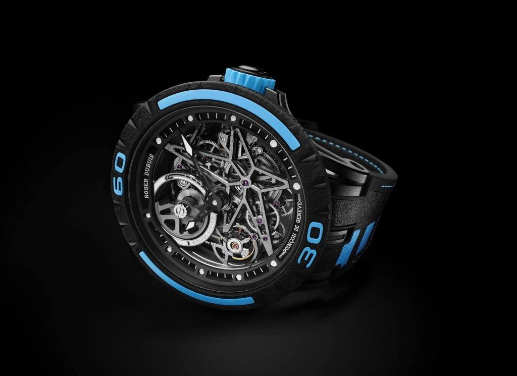 Roger Dubuis Excalibur Spider Pirelli 4
