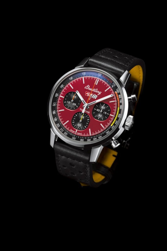 Breitling Top Time Classic Cars Squad art 4