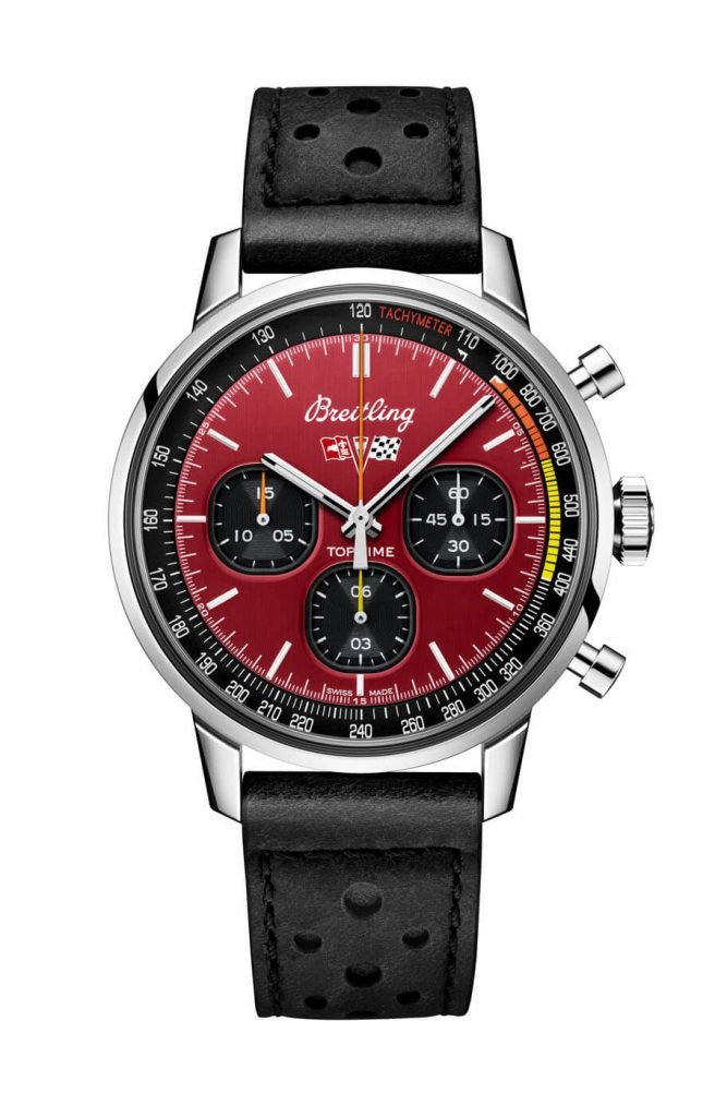Breitling Top Time Classic Cars Squad f 1