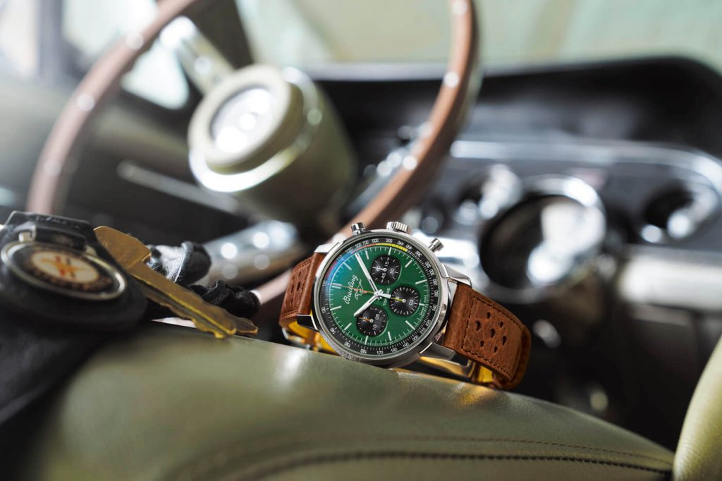 Breitling Top Time Classic Cars Squad art 2