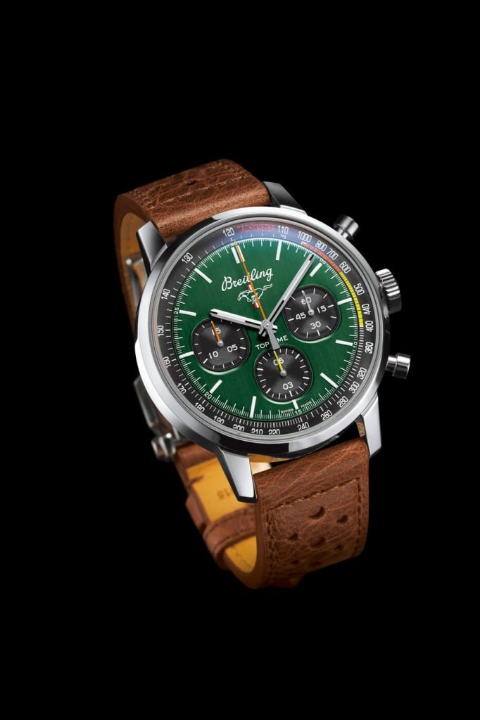 Breitling Top Time Classic Cars Squad art 5