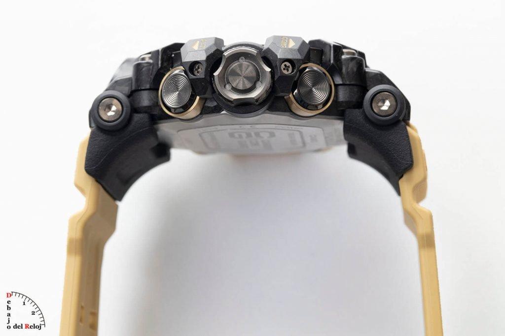 G-Shock Mudmaster GWG-2000 estudio 16