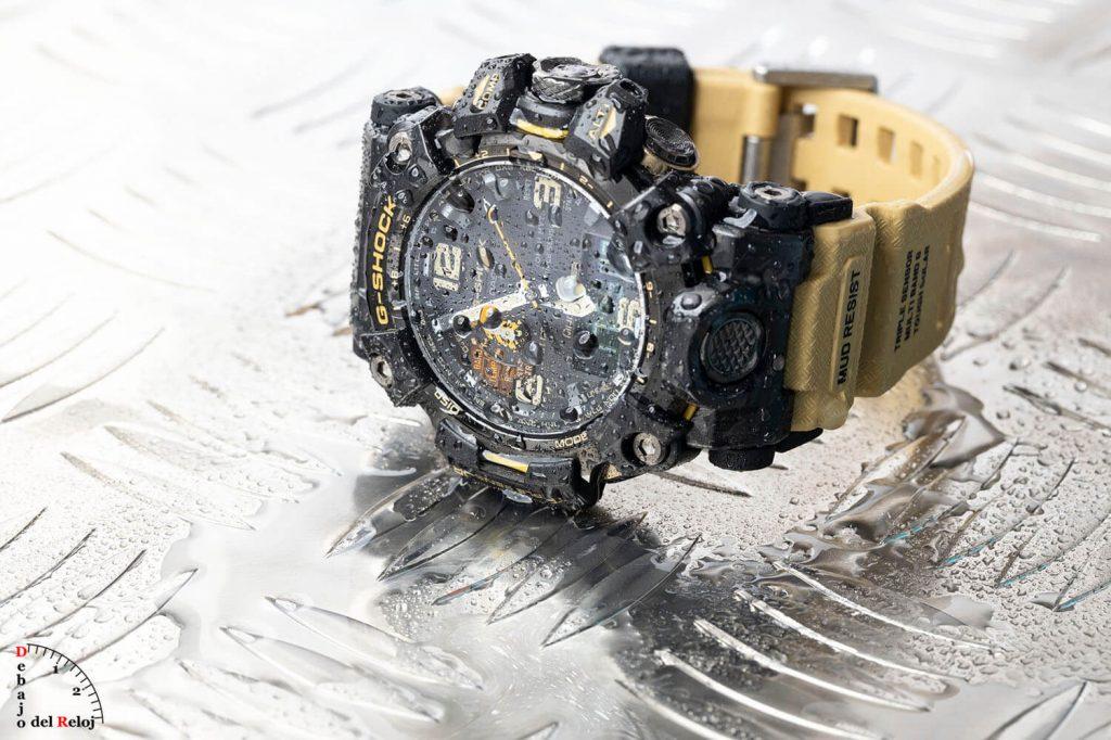 G-Shock Mudmaster GWG-2000 estudio 21