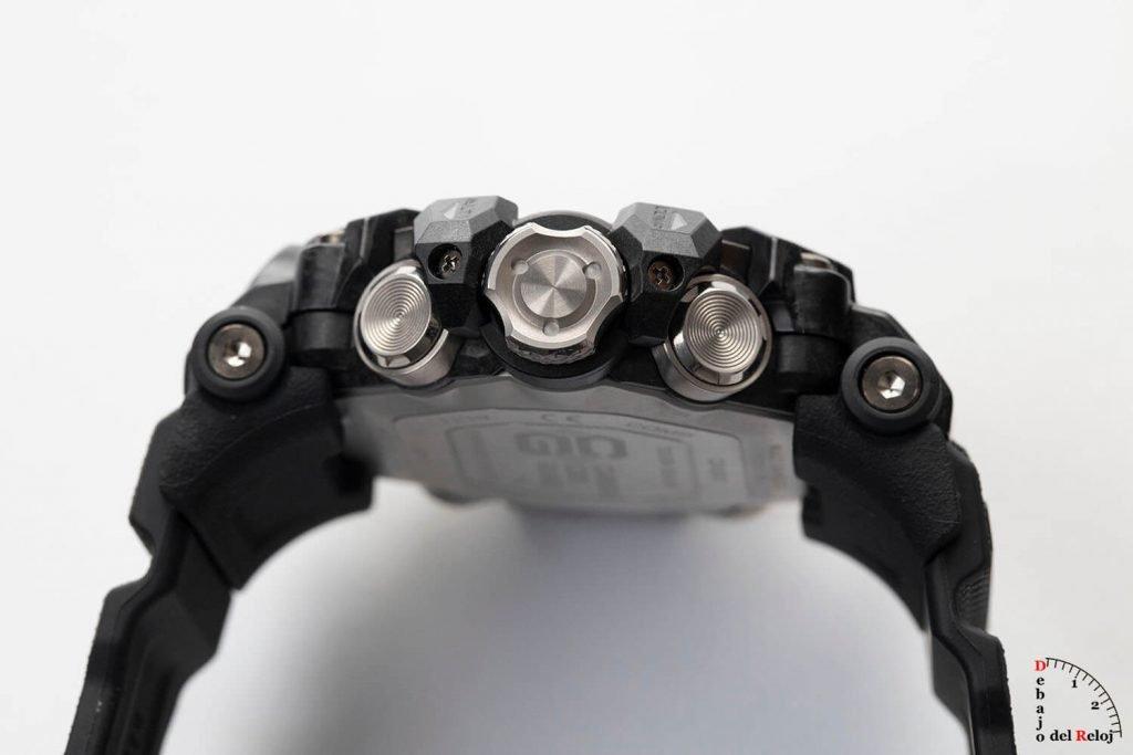 G-Shock Mudmaster GWG-2000 estudio 29