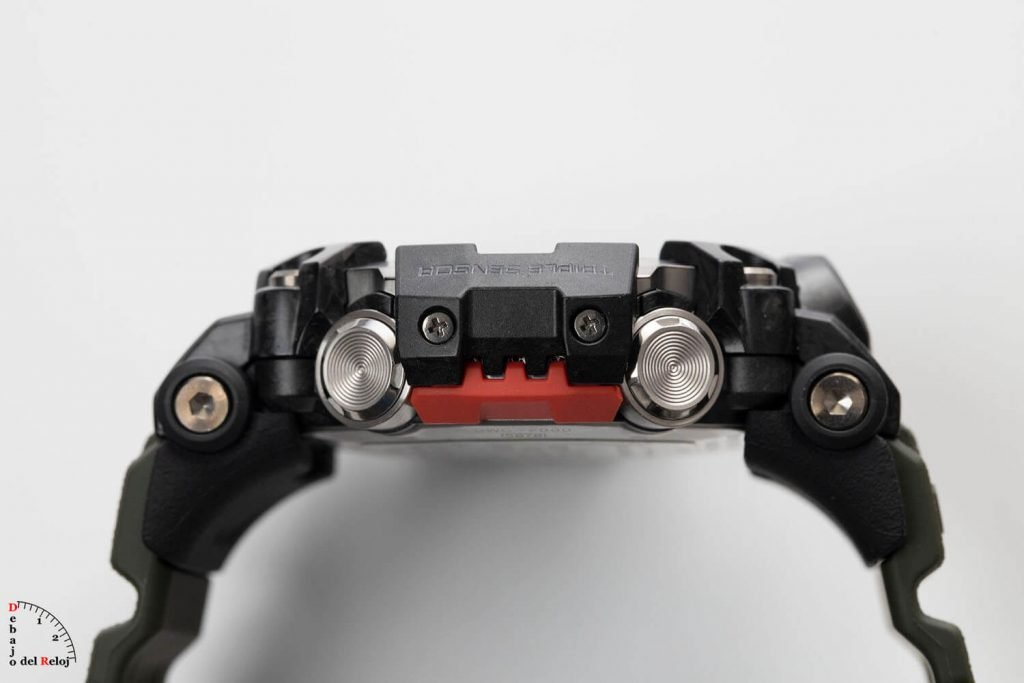 G-Shock Mudmaster GWG-2000 estudio 5