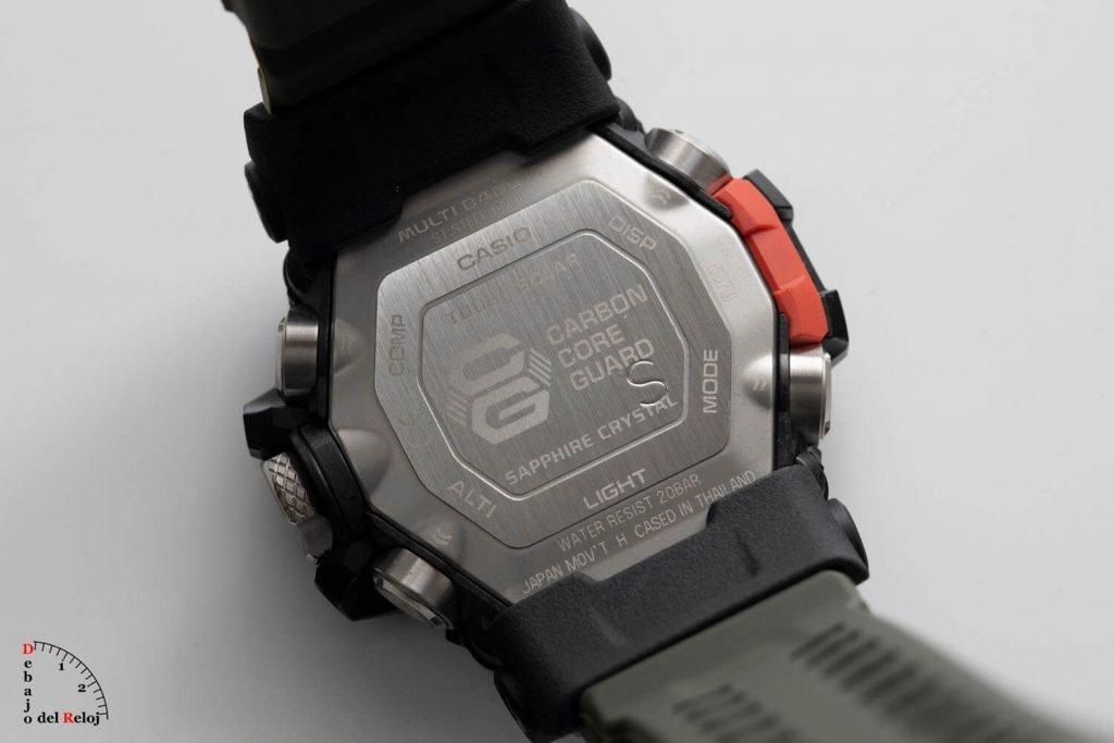 G-Shock Mudmaster GWG-2000 estudio 6