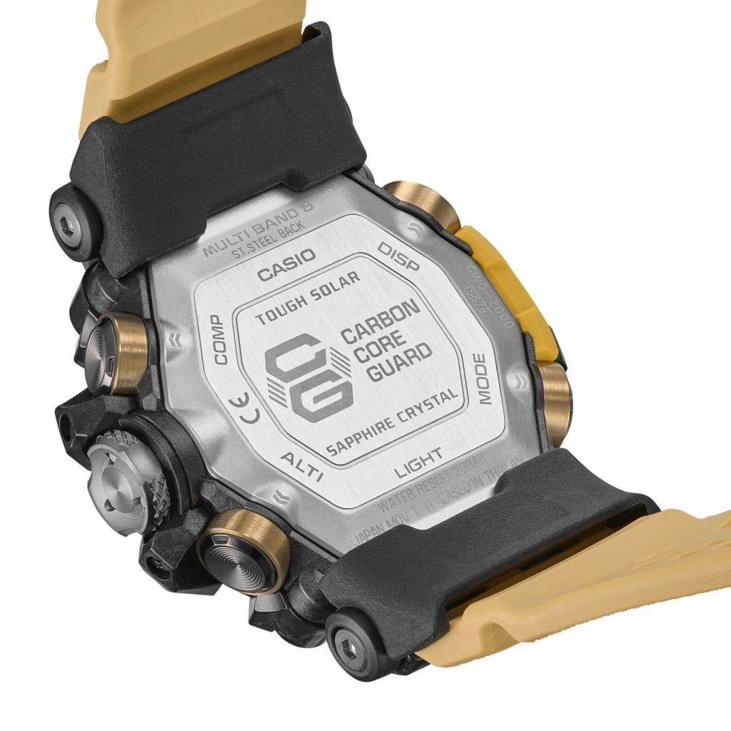 Casio G-Shock Mudmaster GWG-2000 5