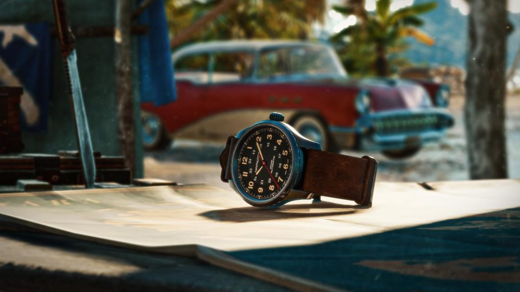 Hamilton Khaki Field Titanium Automatic Far Cry 6 4