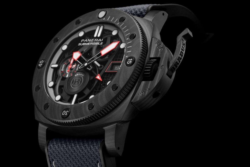Panerai Submersible S Brabus Black Ops Edition 1