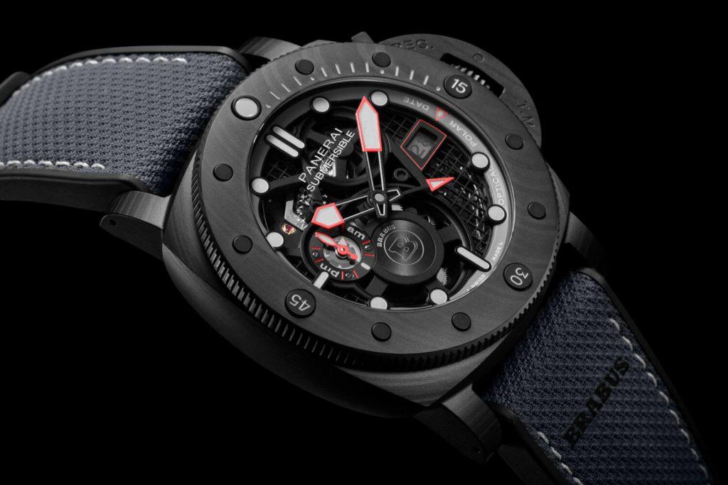 Panerai Submersible S Brabus Black Ops Edition 4