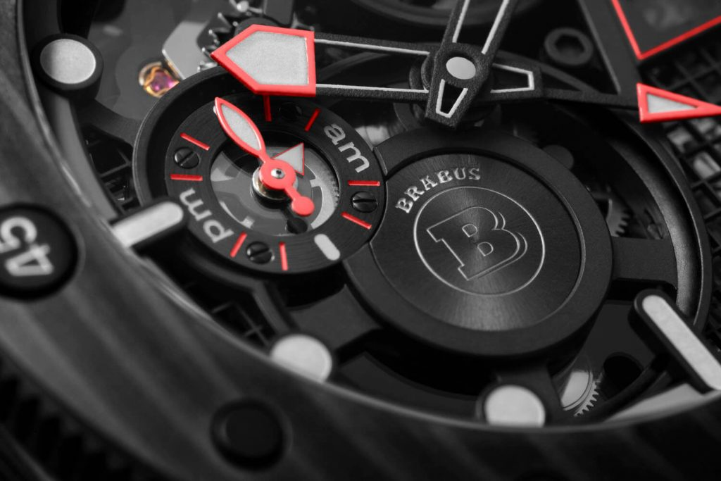 Panerai Submersible S Brabus Black Ops Edition esfe 2
