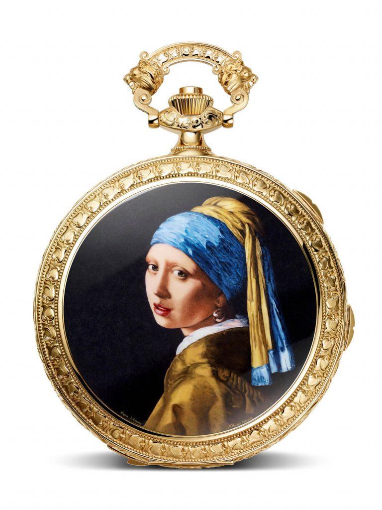 Vacheron Constantin Les Cabinotiers Sonería Westminster Tributo a Johannes Vermeer 6