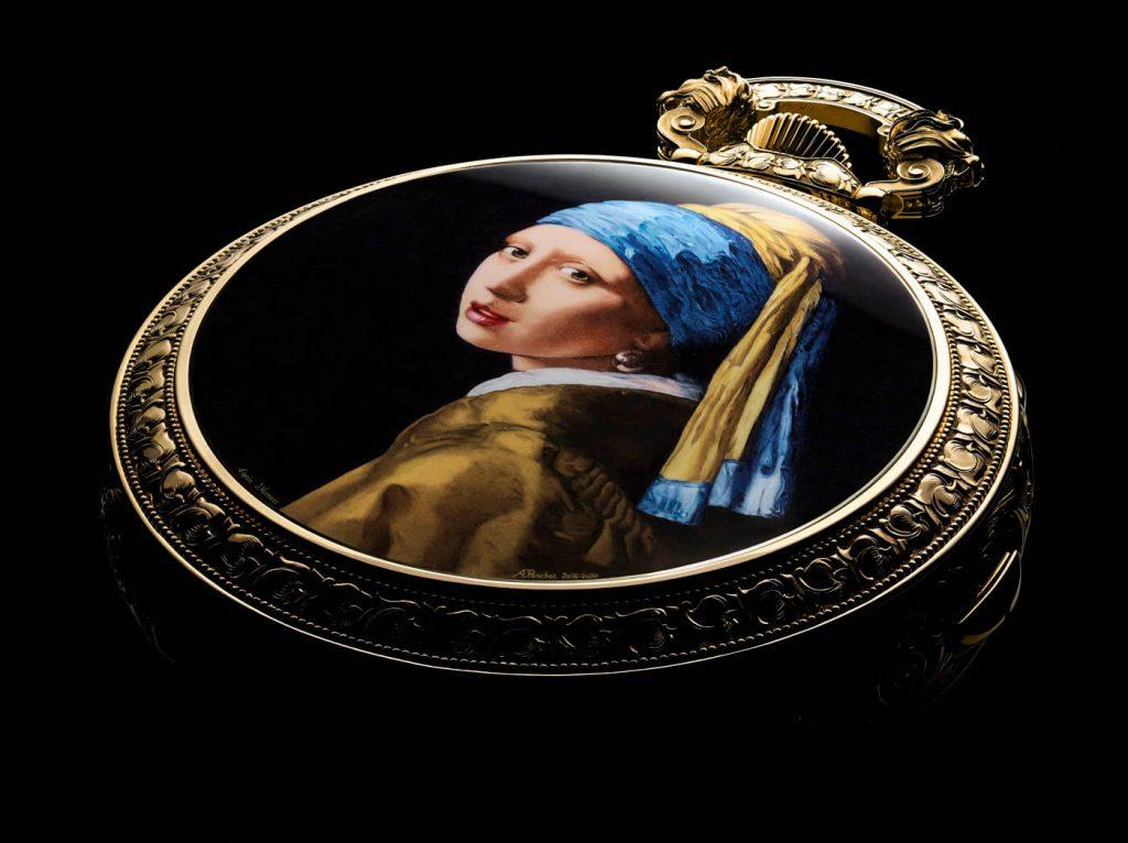 Vacheron Constantin Les Cabinotiers Sonería Westminster Tributo a Johannes Vermeer 2