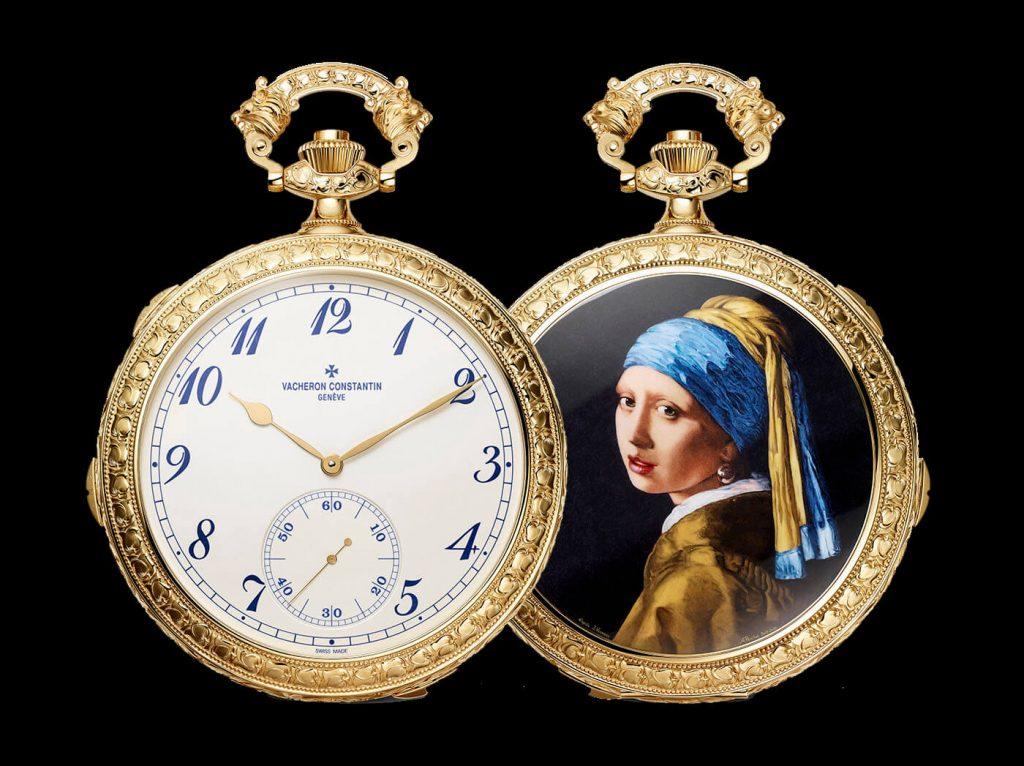 Vacheron Constantin Les Cabinotiers Sonería Westminster Tributo a Johannes Vermeer 1