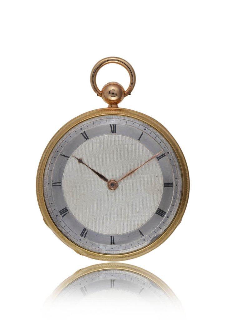 VAC_Pocket_watch_Grande_Petite sonnerie_Ref_Inv_10715