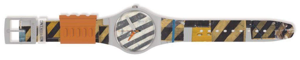 Swatch x José Santos III Art Special Bioceramic 3