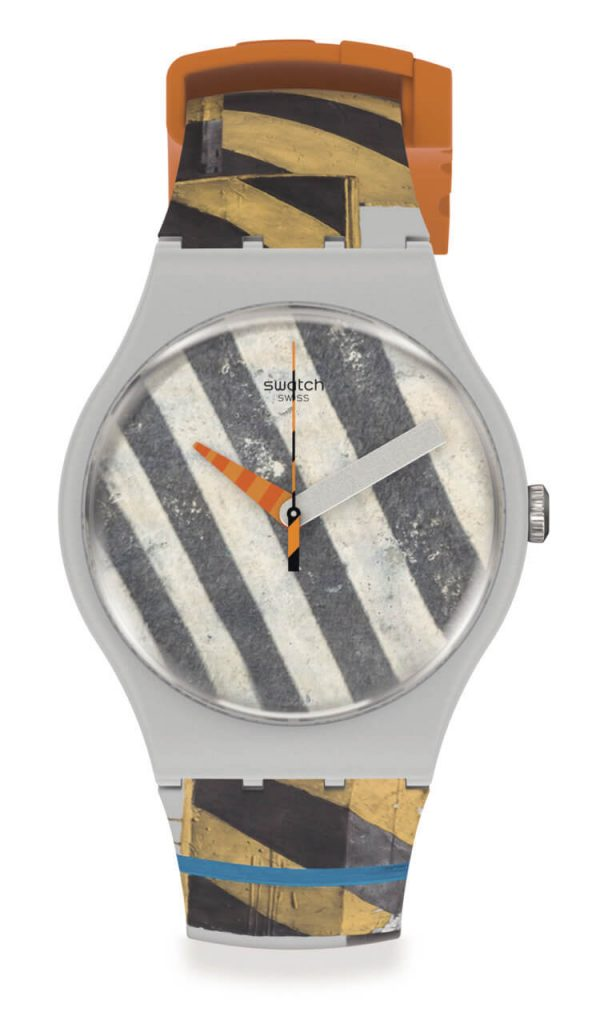 Swatch x José Santos III Art Special Bioceramic 2