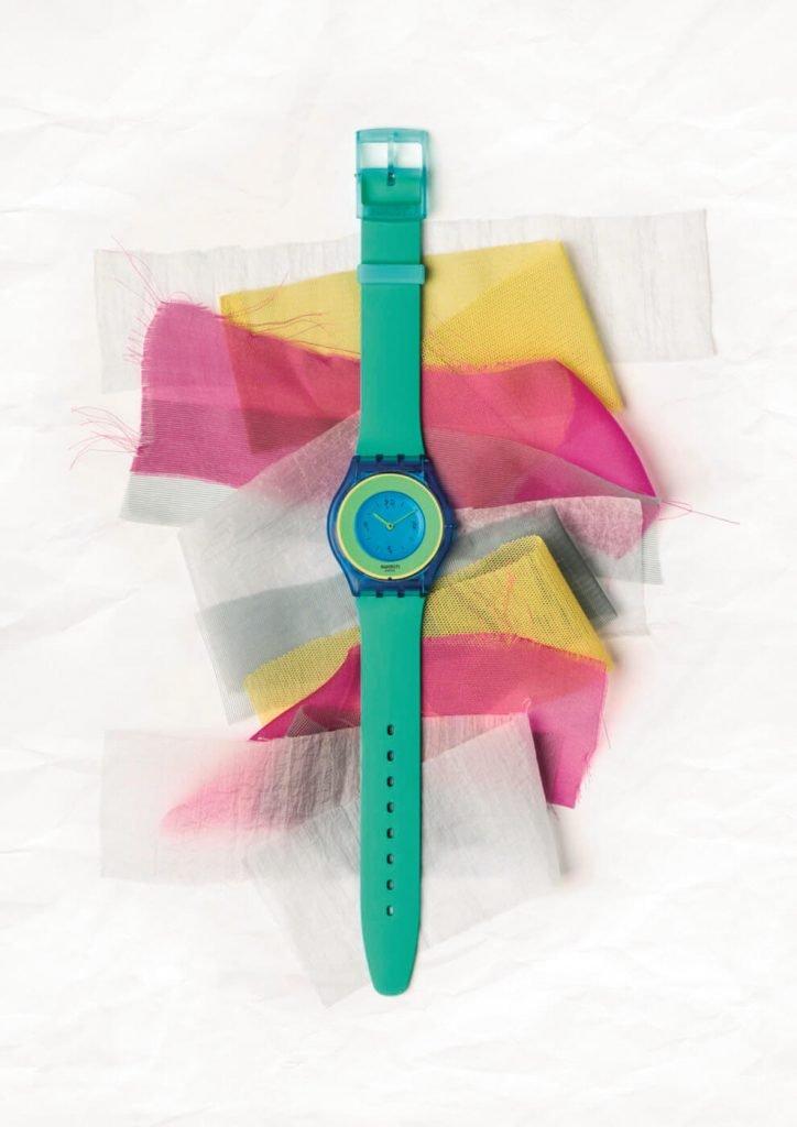 Swatch X Supriya Lele Skin Classic 70