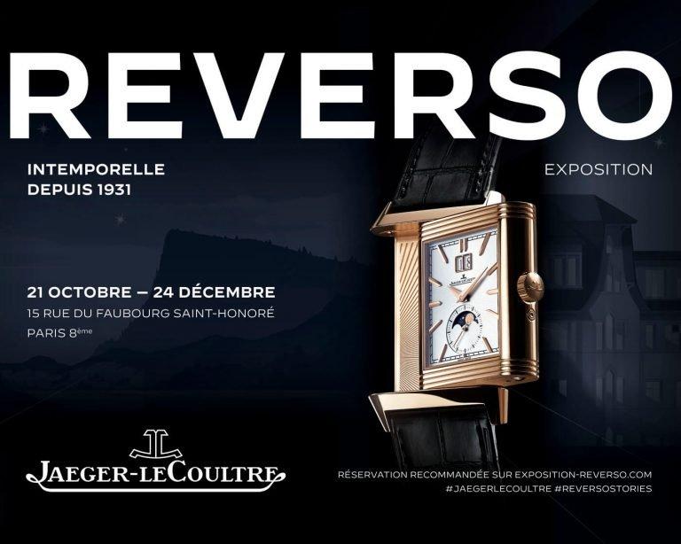 Exposición Reverso: Timeless Stories since 1931 de Jaeger-Lecoultre